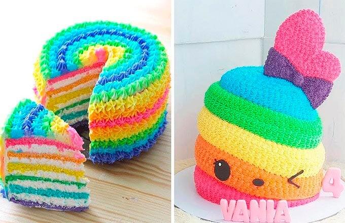 oformlenie-raduzhnogo-torta_2