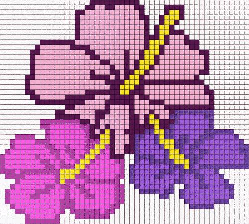 cvetochki-po-kletochkam